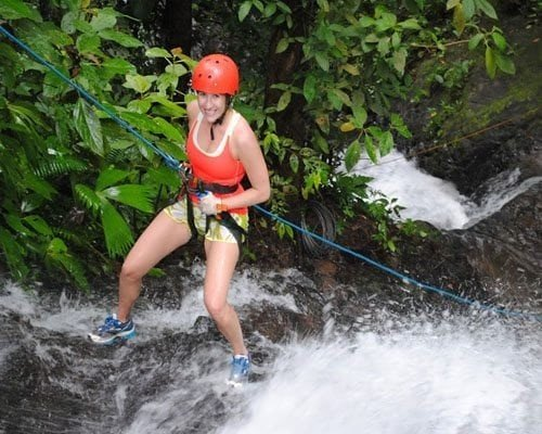 Jaco Canyoning Costa Rica