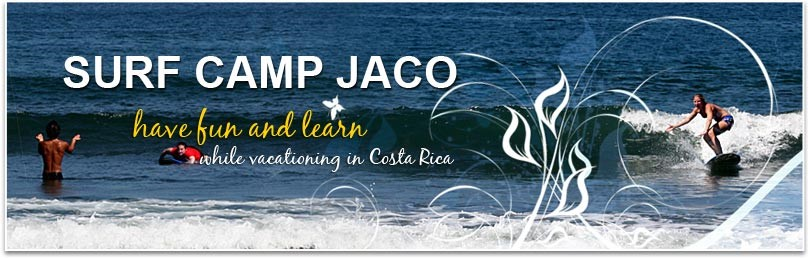 Costa Rica Surf Camp, Jaco Beach