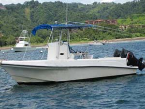 Jaco Beach Fishing Charters