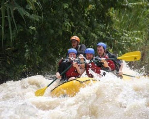 Jaco Beach White Water Rafting Tours