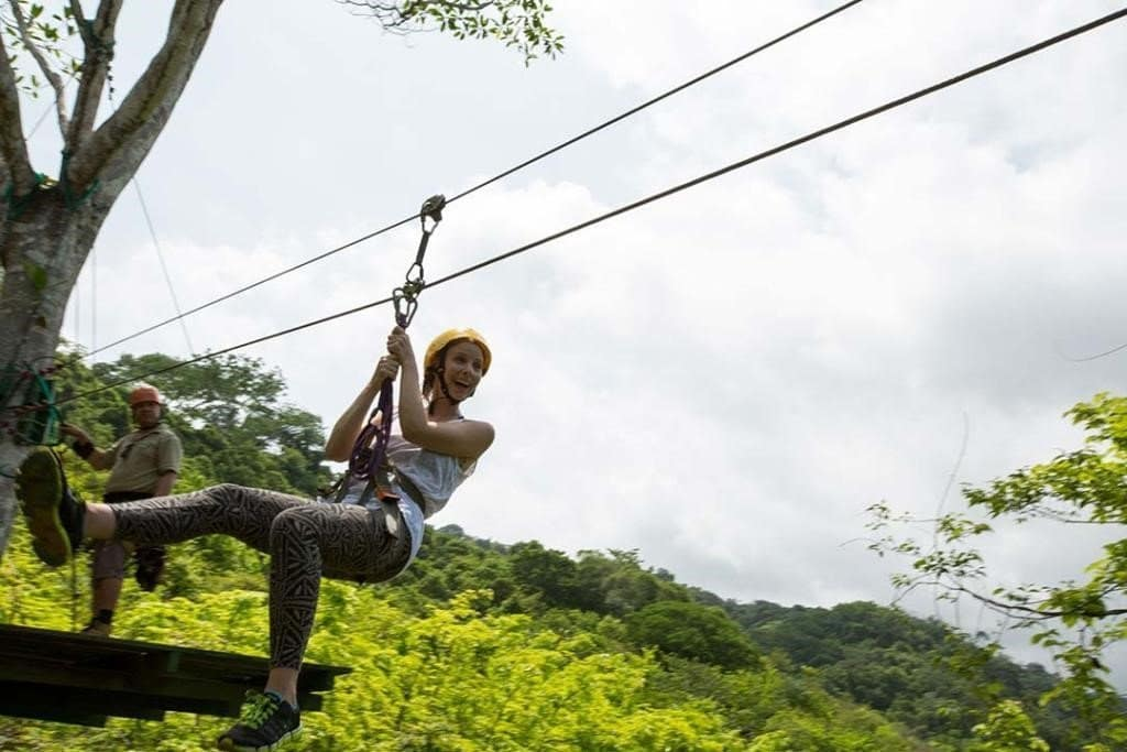 Jaco Beach Ocean Ranch Zip Line